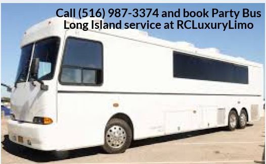 Long Island Party Bus