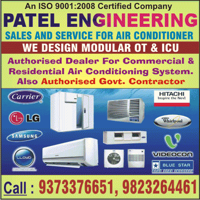 List Of Top 10 AC Dealers In Nagpur, India, Air Conditioner