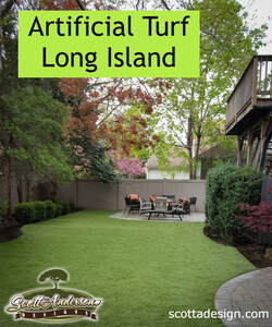 Artificial Turf Long Island - For One-of-a-Kind Landscapes - Scott Anderson Design