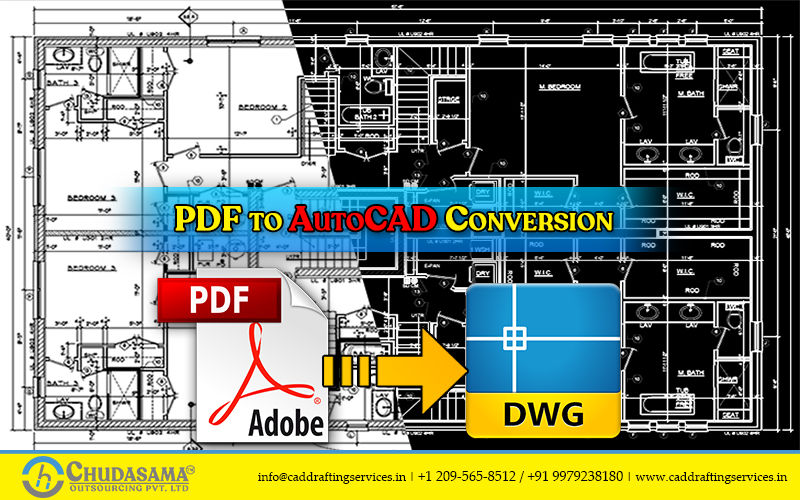 PDF to CAD Conversion | Paper to AutoCAD Conversion Services - COPL