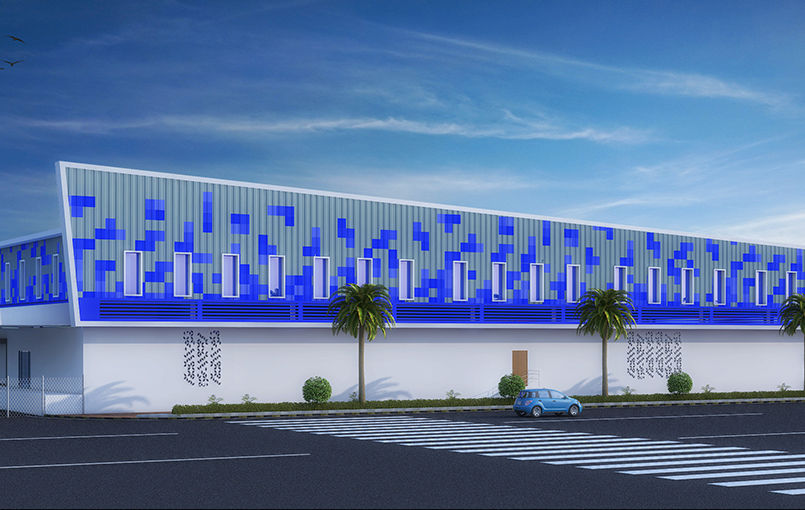 Pre Engineered Buildings Warehouses | Industrial and Commercial Warehouses for Sale | Riscity