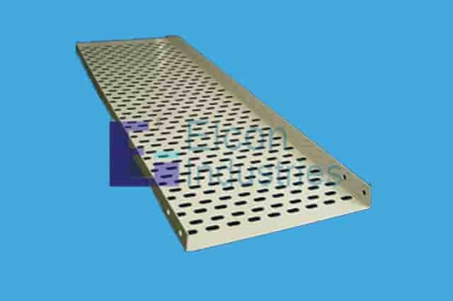 Elcon Industries | Perforated Cable Tray, Perforated Tee Bend