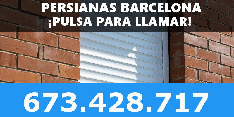 Reparación Persianas Barcelona 【 673.428.717 】 【 24H 】