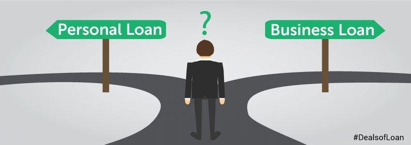 What is a Better Option for Startups? Personal Loan or Business Loan? | DealsOfLoan