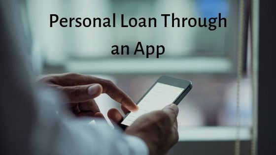 Benefits of Applying for a Personal Loan Through an App