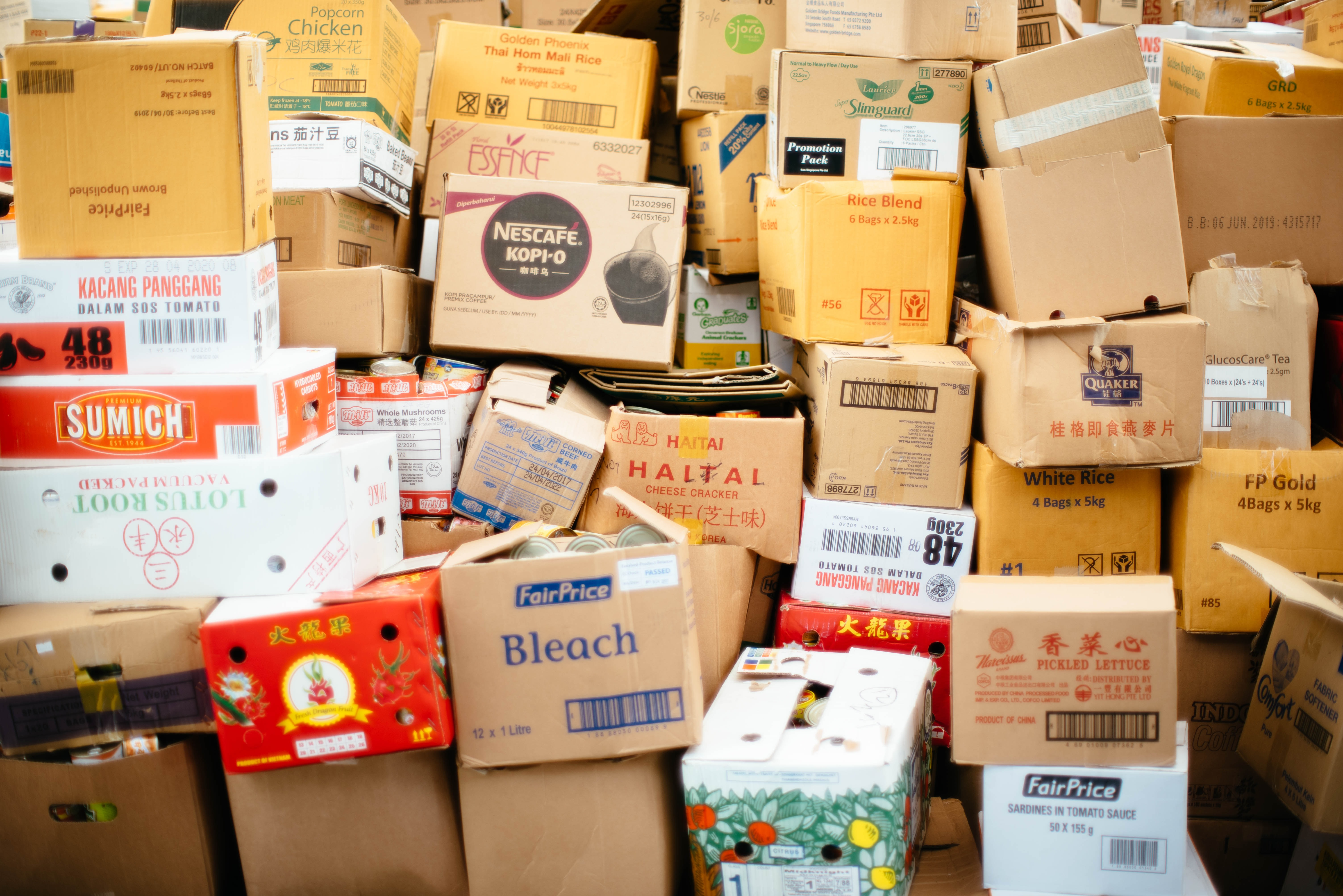 The Benefits Of Purchasing Custom Cardboard Boxes At Wholesale Rates