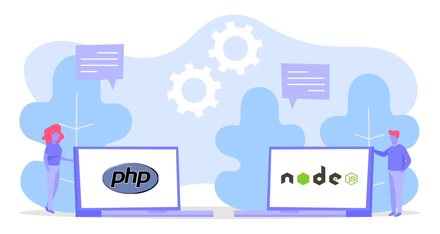 NodeJS vs PHP: Which is the Ideal Framework for Your Website Backend?