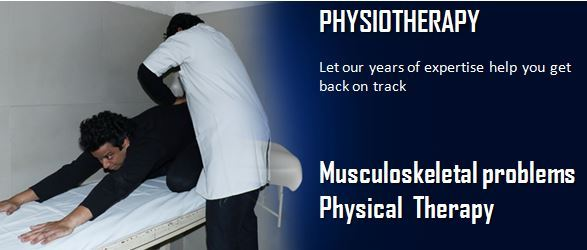 How physical injuries are treated at Physiotherapy Centres? – ganeshortho