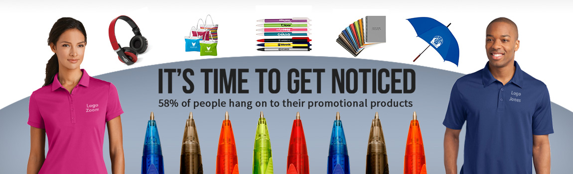 Customized Promotional Products & Items Distributor Victoria, Canada