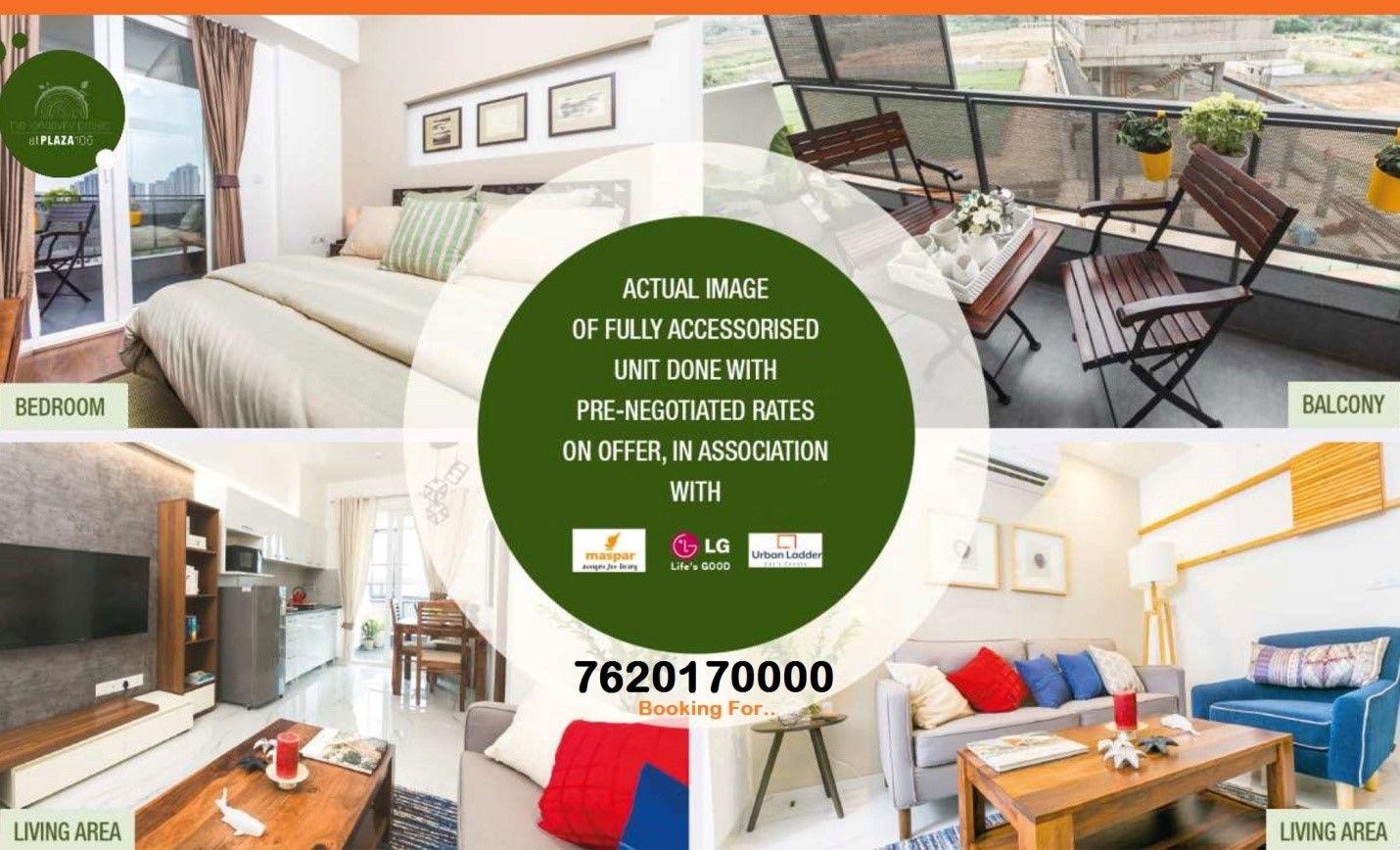 Plaza 106 Studio Apartments Gurgaon