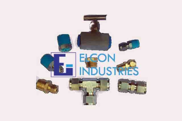 Pneumatic Fittings, T-Type Manifold, Earthing Material.
