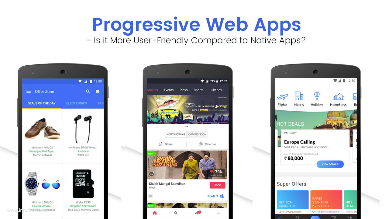Why Your Business Needs Progressive Web Apps?