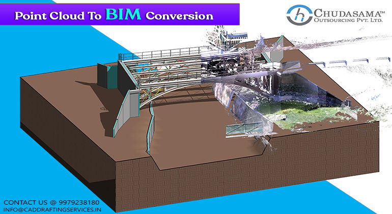 Why Point Cloud to BIM? | Scan to BIM | Steel Detailing Services - COPL