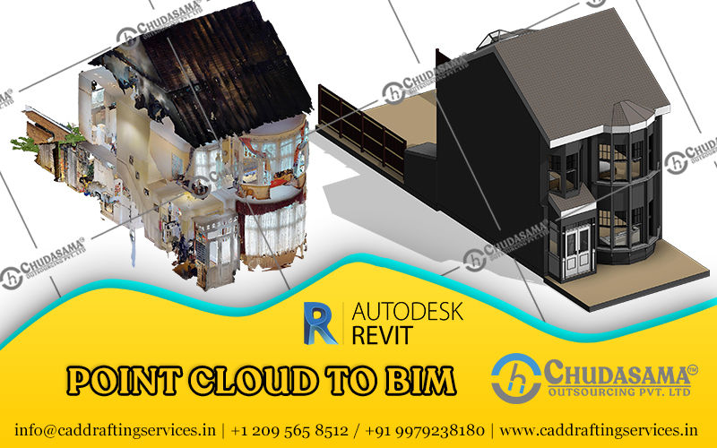 Point Cloud to BIM Conversion Services | Revit BIM Modeling - COPL