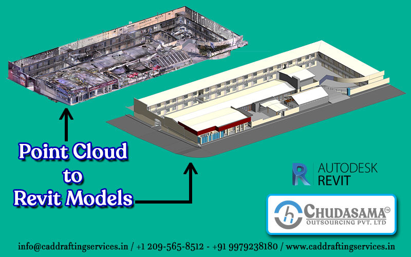 Point Cloud to BIM Services | 3D Revit Models - COPL