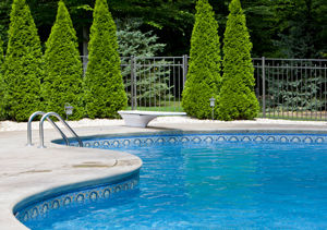 Custom Pool Safety Fence Installation in New Haven, Stamford, Fairfield, CT