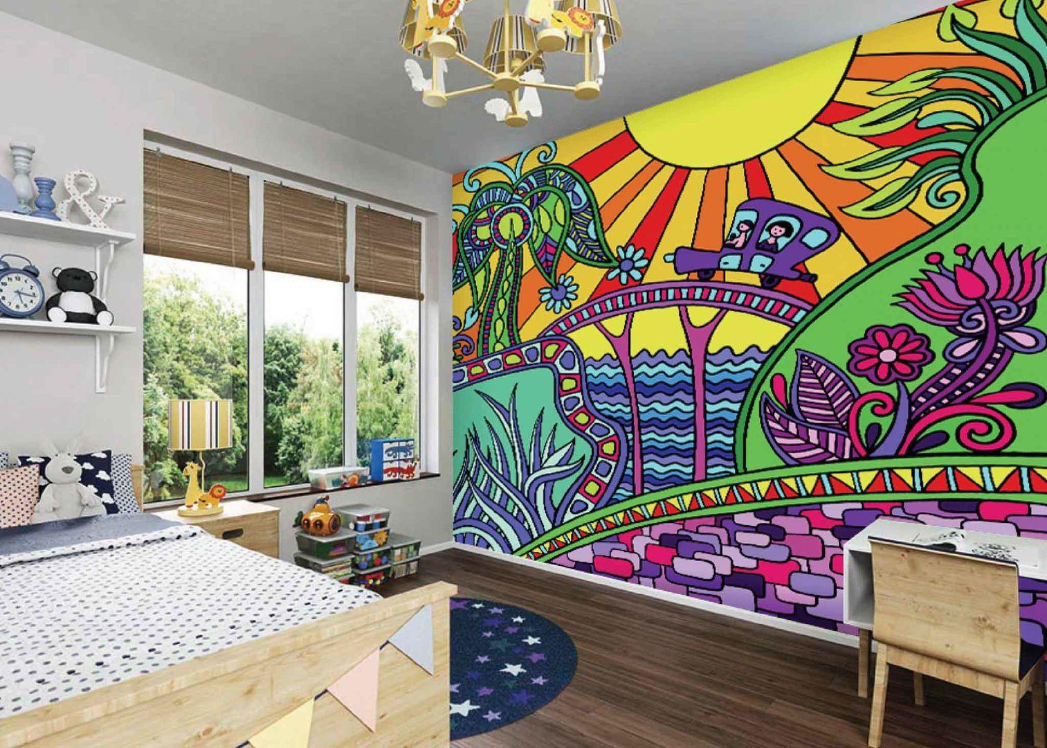 Wall Graphic | Wall Art Design - Digital Living