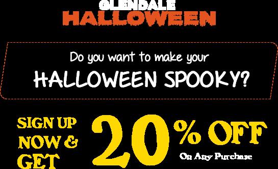 Burbank Halloween Store