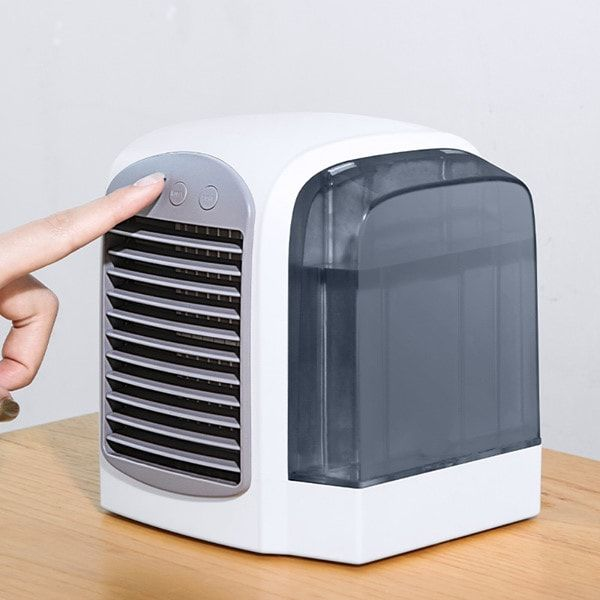 Zen Portable Air Cooler Review - Scam Or Does it Really Work? 4 Stars