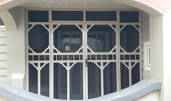 Security Porch Enclosures