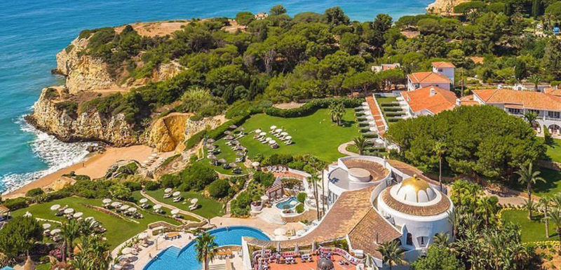 The top holiday Hotels in Portugal – Where love begins!