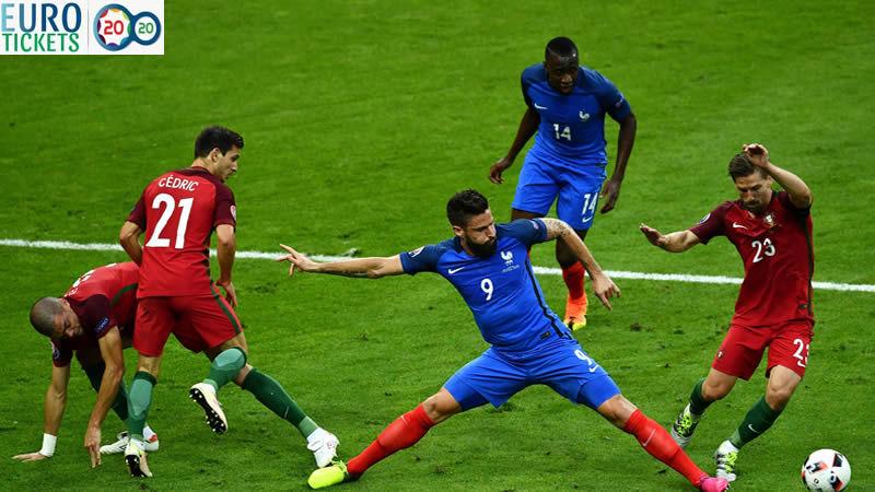 Portugal Vs France Euro 2020 Tickets