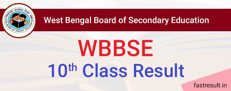West Bengal 10th Result 2019 | West Bengal Madhyamik Result 2019 @Fastresult