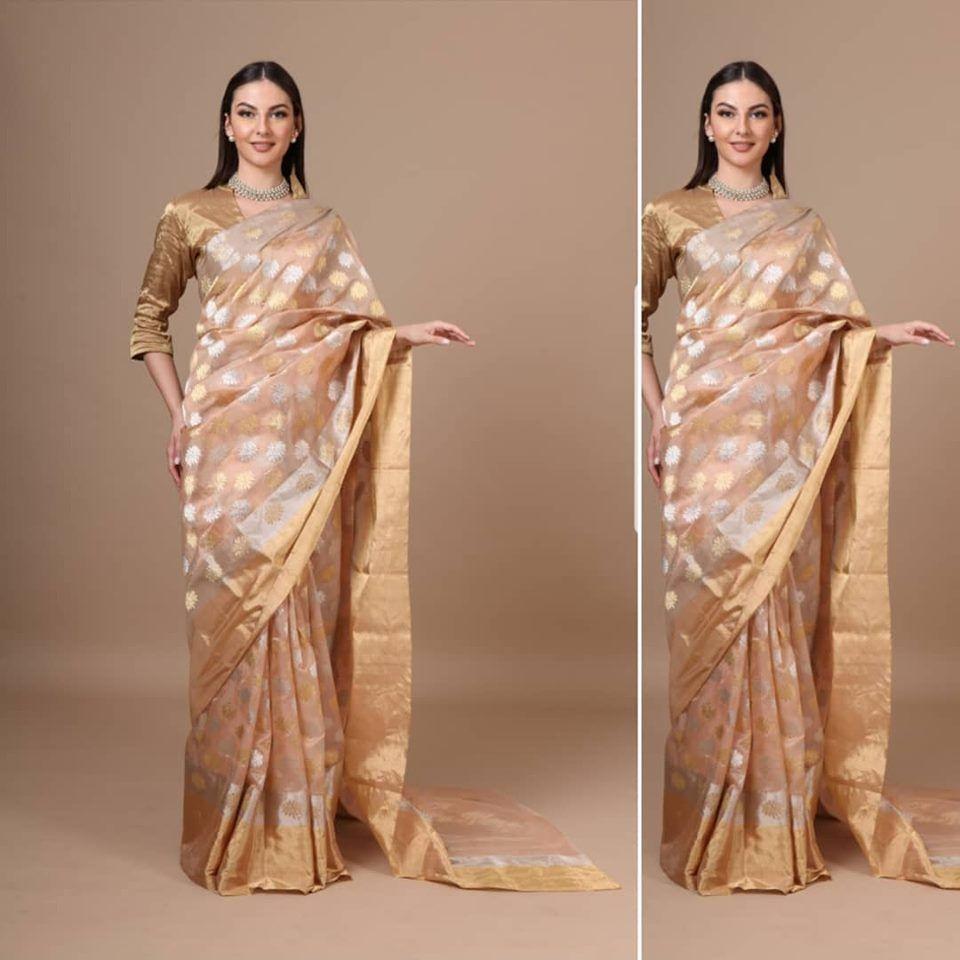 Buy Online Pure Benarasi Silk Sarees
