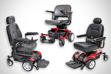 Electric Wheelchairs - How To Select the Best Power Wheelchair by Richard Dixon
