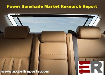Demand Analysis of Power Sunshade Market Analysis by Top Vendors, Trade Overview and Development up to 2014-2024