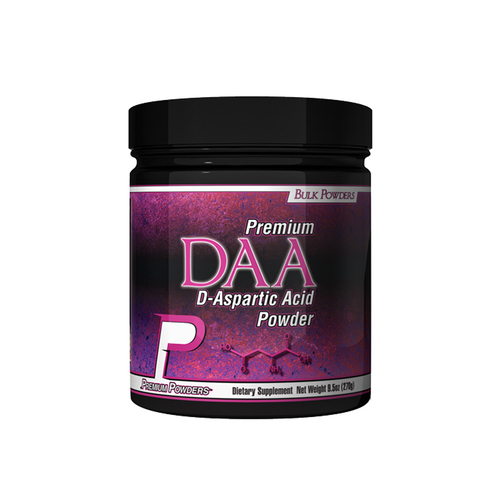 Premium Powders - Best strong DAA powder is a powerful Natural Test Booster
