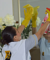 Yellow Zone Housekeeping | Maids Service in Business Bay, Dubai | Office & House Cleaning Dubai