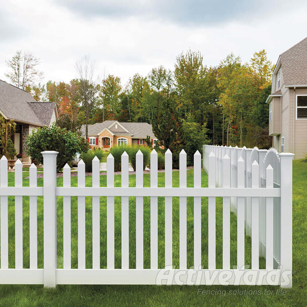 Our Vinyl Fencing Services in Lawrence, MA | Hulme Fence