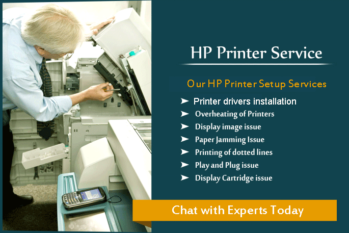 Get Genuine HP Printer Setup Services from Experts