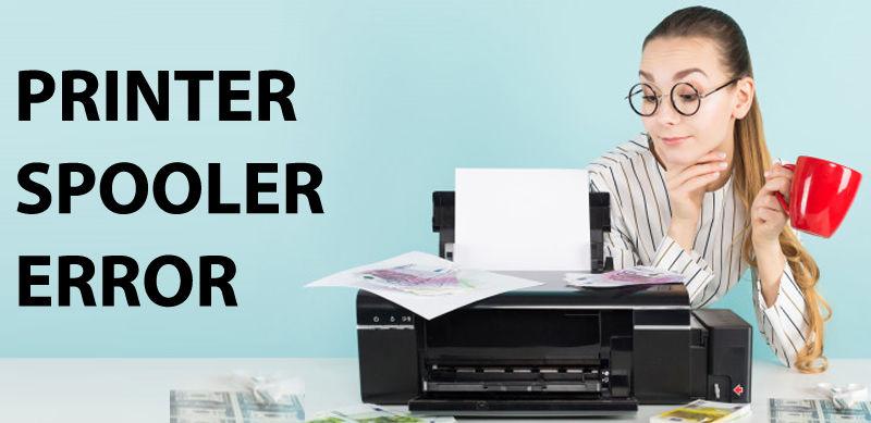 printer error spooling | fix printer spooler error properties