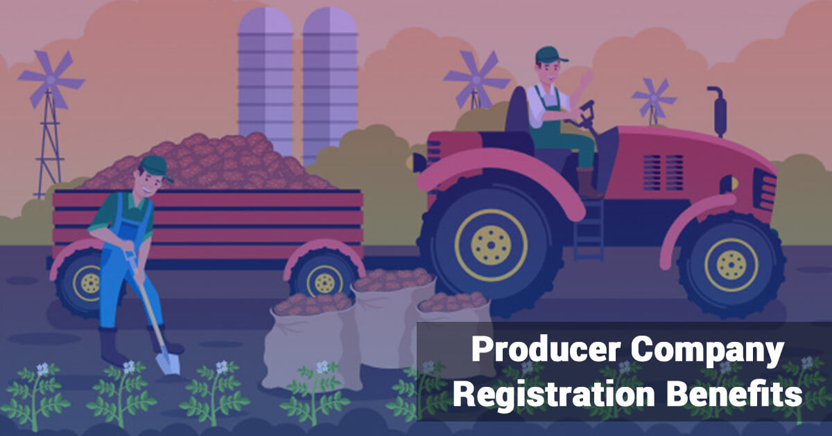 Farmer / Producer Company Registration Online in India
