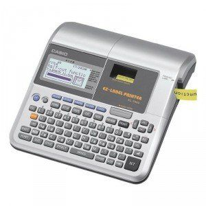 Barcode  Casio Labelers - Printers & Softwares Online