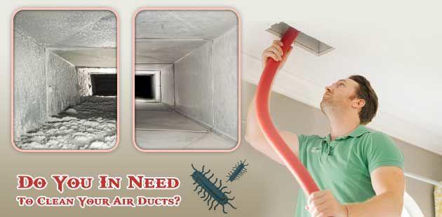 Air Duct Cleaning Atascocita TX