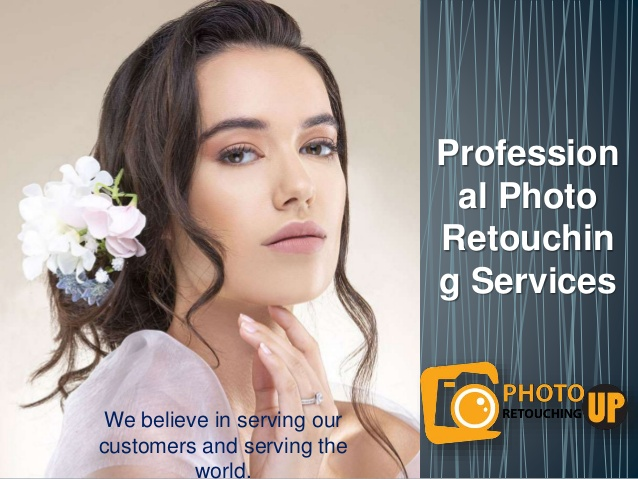 Professional photo retouching services