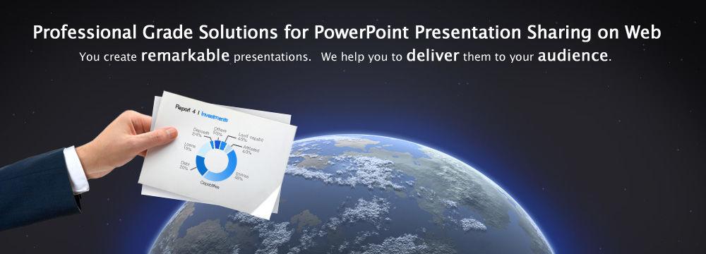 SlideBoom - upload and share rich powerpoint presentations online