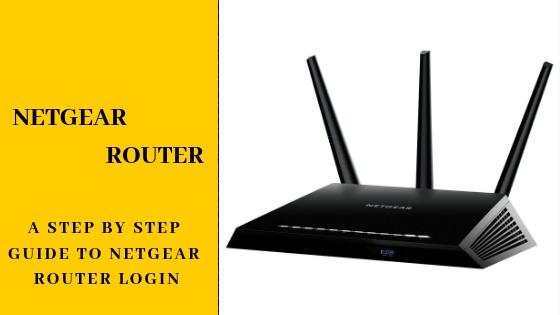 Netgear Router Login, Netgear Login Router