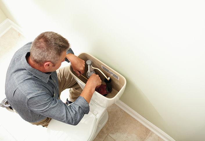 Leaking Toilet Repair Tips With Toilet Flapper
