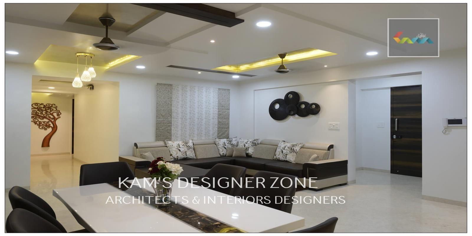 Interior Designer in Magarpatta   Kams Designer