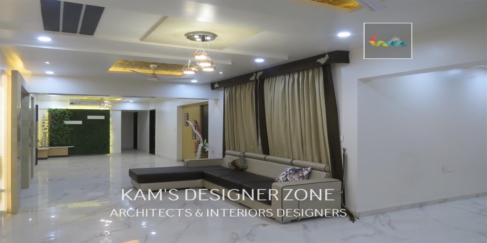 Interior Designer in Pimple Saudagar   Kams Designer