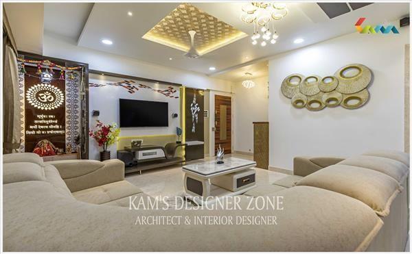 Interior Designer in Viman Nagar | Kams Designer