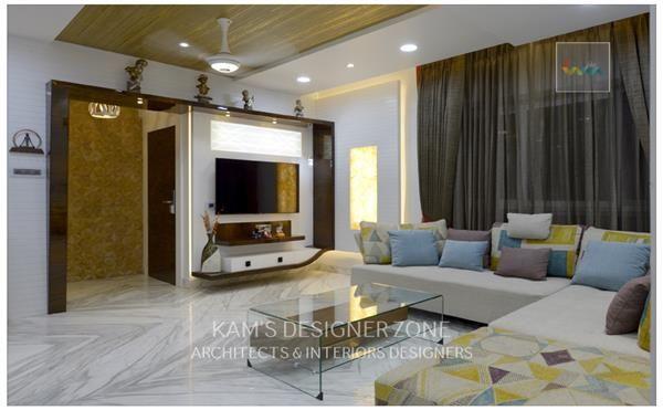 Interior Designer in Akurdi | Kams Designer