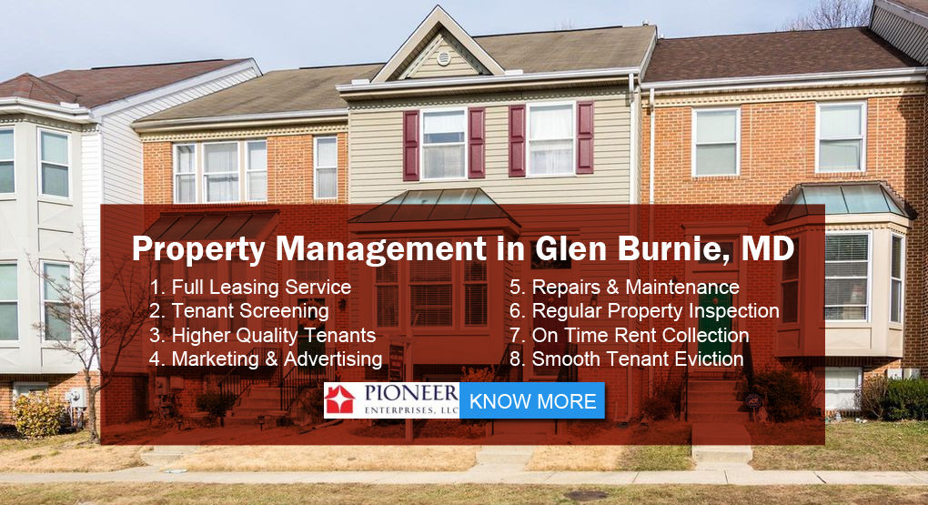 Property Management Services in Glen Burnie, MD | Property Management Glen Burnie