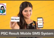 Search PSC Result 2018 Online
