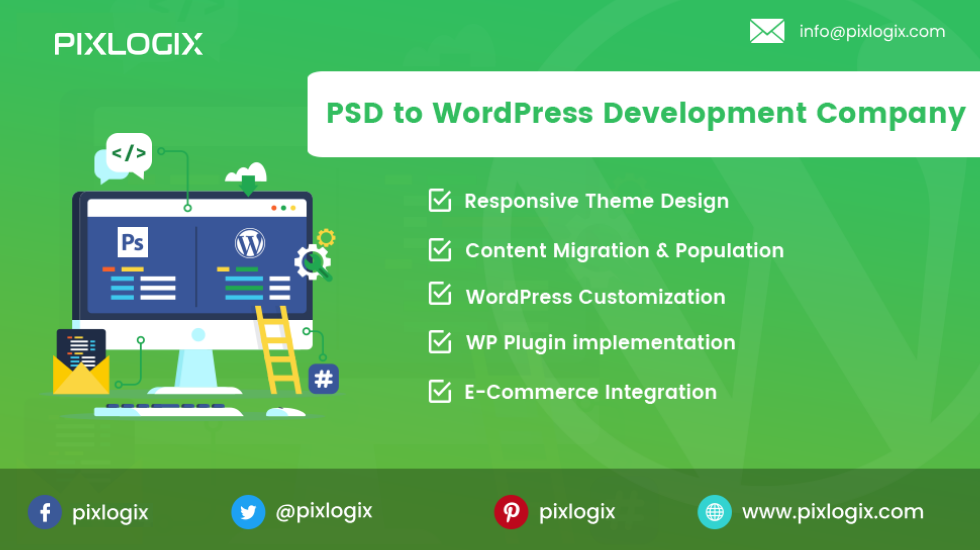 How to Pick Reliable Company that Offers PSD to WordPress Conversion Services