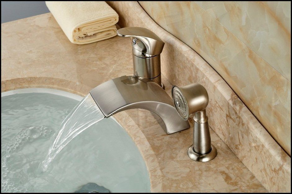 Cleaning Brushed Nickel Faucets